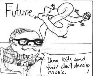 Future Devil Dancing Music