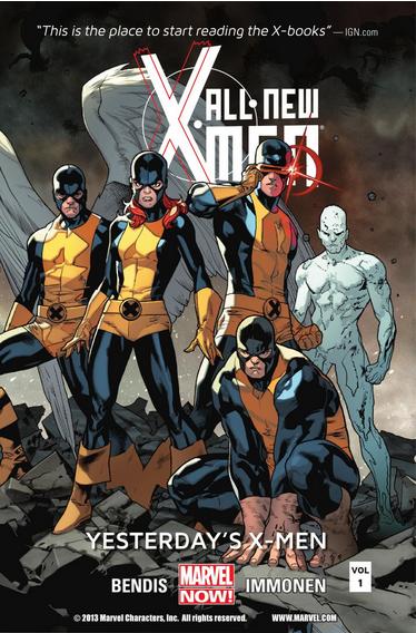All New X-Men, Vol. 1: Yesterday's X- Men